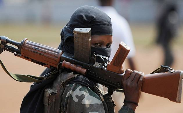 Naxal couple surrenders in Chhattisgarh's Kanker district before BSF (File Photo)