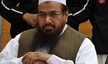 Pakistan includes Hafiz Saeed's name under anti-terrorism act