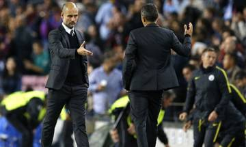 Manchester City manager Pep Guardiola rules out Barcelona return