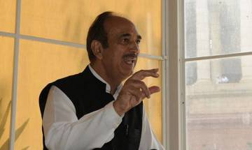 Priyanka's campaign electrified atmosphere across UP: Ghulam Nabi Azad