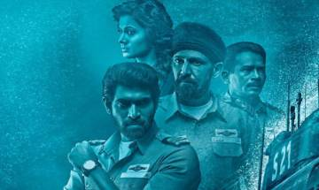 'The Ghazi Attack' box office collections: Rana Daggubati-Taapsee Pannu starrer earns Rs. 9.50 crore