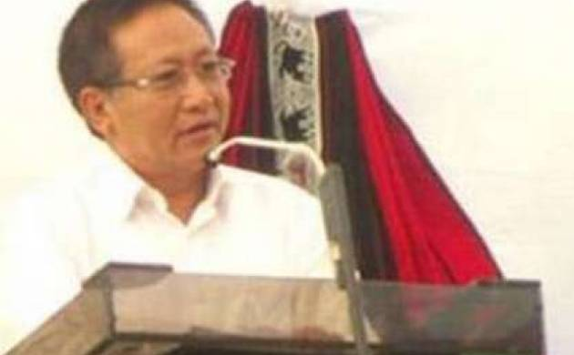 TR Zeliang steps down as Nagaland Chief Minister