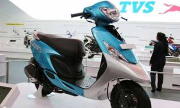 TVS Motors launches scooterette Wego with new features, colour variants