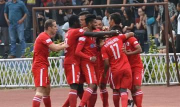Aizawl FC defeats East Bengal, ends their unbeaten run in I-League