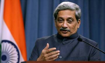 Defence Minister Manohar Parrikar wonders if Hafiz Saeed's arrest 'outcome of Pakistan's wise thinking'