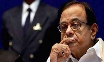 Quality of public debate deteriorated in 2016, says Chidambaram in his book