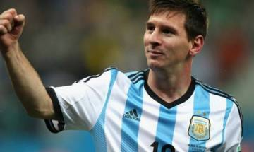 Lionel Messi could not be happier than at Barcelona: Argentina soccer coach