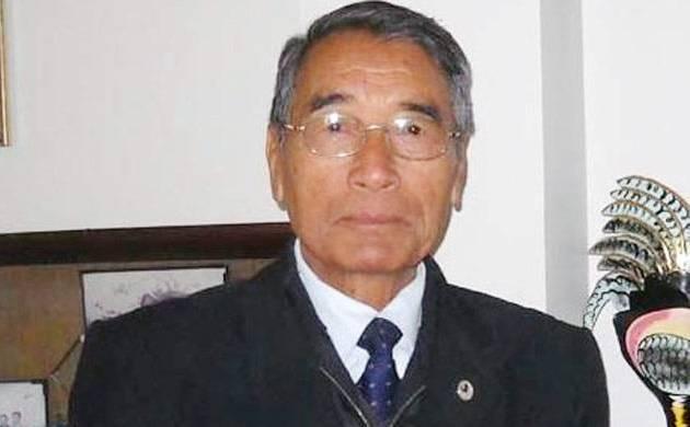 Nagaland CM Shurhozelie Liezietsu