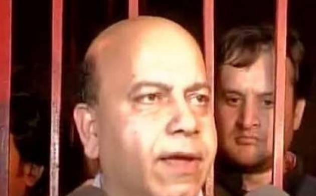 A file photo of former BJP MLA Vijay Jolly. (File Photo)