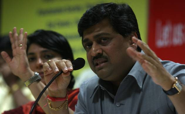 A file photo of Maharashtra Congress chief Ashok Chavan.