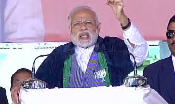 Manipur elections 2017 | Congress government misleading people on Naga accord: PM Modi