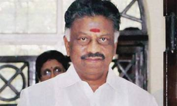 Panneerselvam flays Stalin for seeking removal of former CM Jayalalithaa's pics