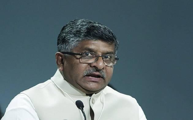Congress will ditch SP, has history of running down own senior leaders: Ravi Shankar Prasad