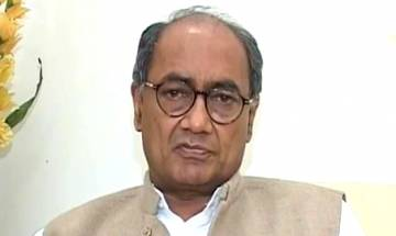 Digvijaya Singh booked for hurting religious feelings of Muslims on Twitter