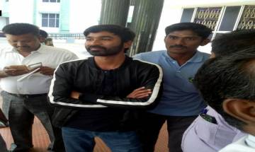 Actor Dhanush appears before Madras HC in connection with paternity claim by elderly couple
