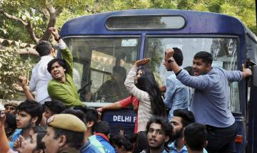 Ramjas clash row | ABVP gives clarification: Violence provoked by outsiders, blame put on us
