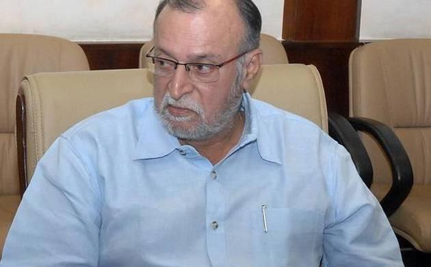 Anil Baijal (File photo)