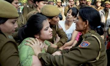 NHRC issues notice to Delhi Police over alleged misuse of police force outside Ramjas College on Feb 22