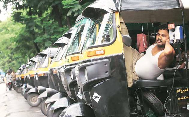 As per the circular from November 1, 2016, permits for new autorickshaws will be given only to those applicants who can speak Marathi. (File photo)