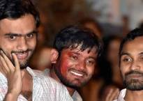 Sedition case: ABVP demands chargesheet be filed against JNU students Kanhaiya, Umar and Anirban