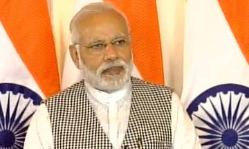 International Yoga festival: PM Modi says yoga brings peace and harmony among nations