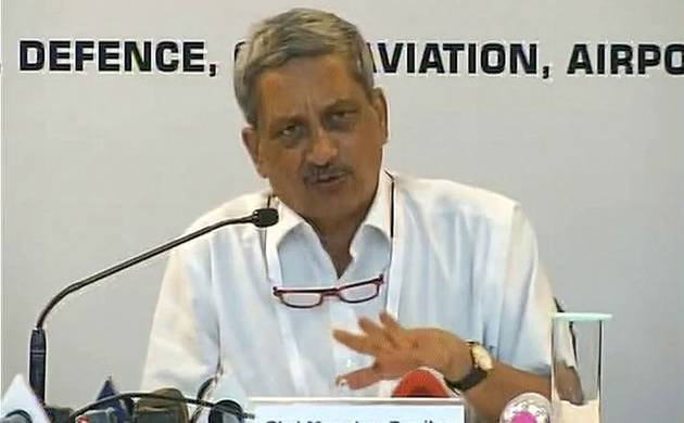 I support freedom of expression within legal restrictions: Parrikar (ANI Image)