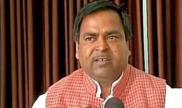 If not arrest, sack Gayatri Prajapati: BJP UP cheif to Akhilesh