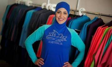 Muslim swimmers allowed to race in lose fitting 'burkinis' in England