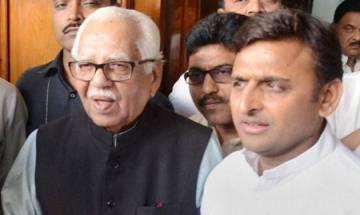 UP Governor seeks clarification from CM Akhilesh Yadav over rape accused Gayatri Prajapati's continuation as minister