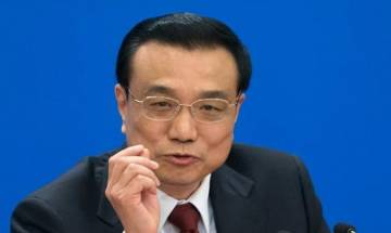 GDP growth target is around 6.5 per cent for 2017: Chinese Premier Li Keqiang