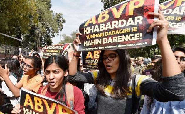 Delhi Court directs Police to file action taken report in Ramjas College row (Image: PTI)