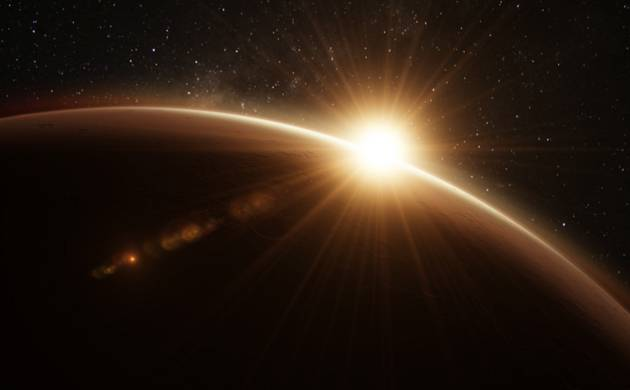 Life on Mars? NASA says giant magnetic shield could make the red planet habitable