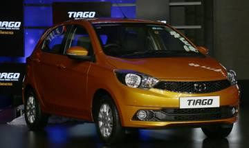Tata Motors launches hatchback Tiago AMT at Rs 5.39 lakh