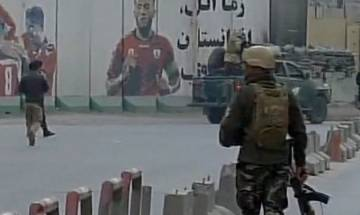 Militants disguised as doctors storm Afghan military hospital, casualties feared