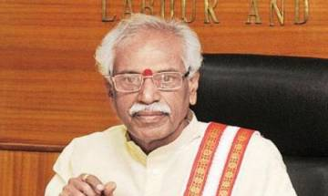 Security guards to be granted 'skilled worker' status: Labour Minister Bandaru Dattatreya