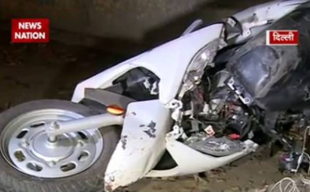 Mercedes hit and run case: Delhi police arrests accused from West Delhi