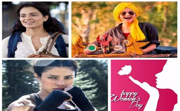 Women's Day special: Top 8 Bollywood songs which celebrate female spirit and courage
