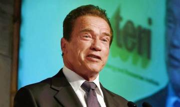 Arnold Schwarzenegger says he thinks Donald Trump pays a lot of attention to him