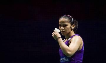 Saina Nehwal defeats Nozomi Okuhara to enter second round of All England championship