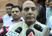 NIA to probe Lucknow encounter, MP train blast, confirms Rajnath Singh