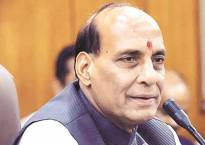 Lucknow encounter: HM Rajnath Singh says threat to security was averted