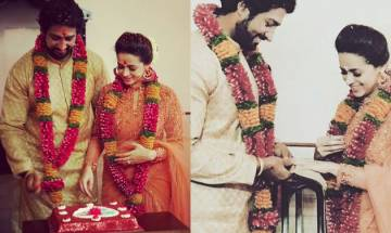 Bhavana Menon opens up on her hush-hush engagement with producer Naveen