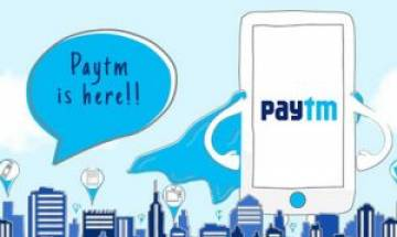 Paytm withdraws 2 per cent fee on wallet recharge using credit cards