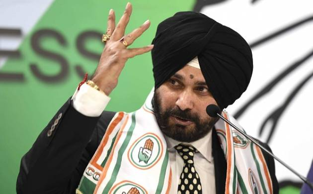 Congress leader Navjot Singh Sidhu (source: Getty)