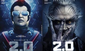 Akshay Kumar, Rajinikanth's '2.0' close to wrap up