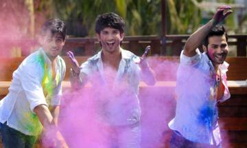 Holi 2017: Bollywood celebrities, TV stars shower colourful wishes
