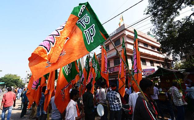 BJP scored landslide victory in UP polls (Getty images)