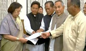Manipur election 2017: Politics continues over govt formation in Manipur, BJP stakes claim