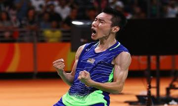 Lee Chong Wei thumps China's Shi Yuqi 21-12, 21-10 in Men's Singles finals to clinch fourth All England badminton title