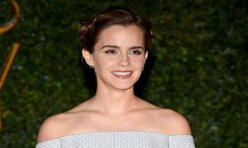 Emma Watson all set for 'Beauty and the Beast' release